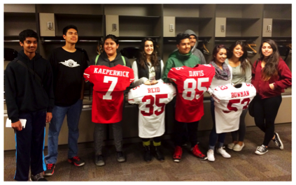 Mentor Program at Levi Stadium